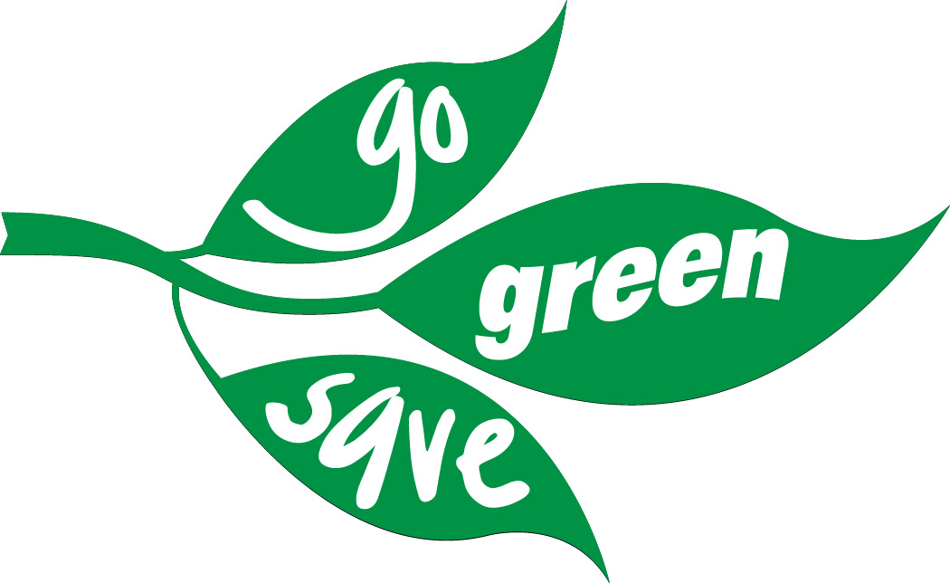 go green logo color1 the wc press rh thewcpress com go green logo bags go green logo vector