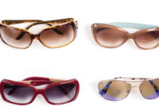 Clockwise from Top Left: Gucci, $299, Kate Spade, $199, Maui Jim, $299, Burberry, $299