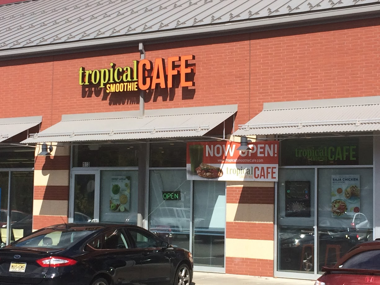 Tropical Smoothie Cafe West Chester