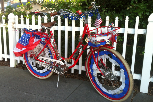 Celebrate The 4th Of July With A West Goshen Bike Parade